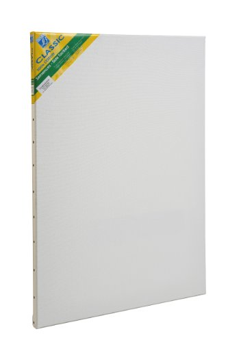 Lefranc & Bourgeois - Lienzo con chasis (algodón 10 p), color blanco