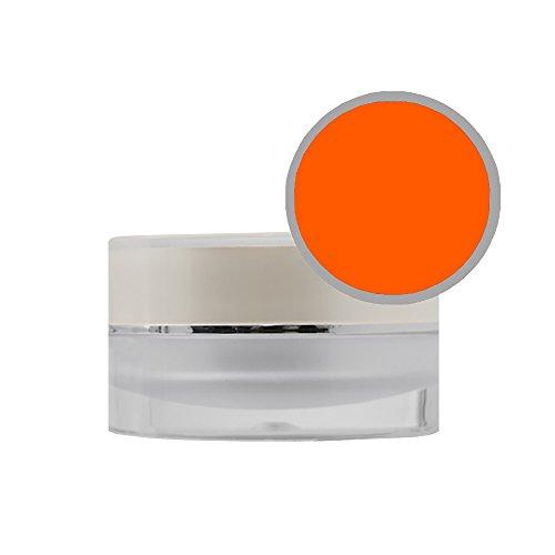 Poudre Acrylique de Couleur Orange Fluo proimpressions
