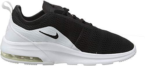 Nike Herren Air Max Motion 2 Laufschuhe, Mehrfarbig (Black/White 003), 40.5 EU
