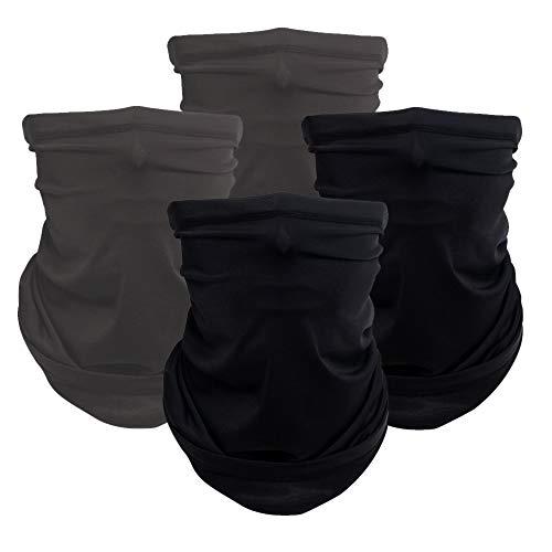 Andoer Proteção solar UV Protetor facial Polaina respirável à prova de vento Cachecol esportivo para motociclismo, pesca, caminhadas, ciclismo, montanhismo