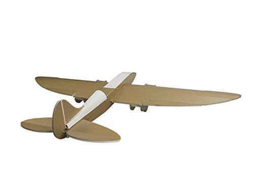 Graupner FT4121 Sportflugzeug Cruiser, Mighty Mini Serie, Bausatz, RC Flugmodell, wasserabweisendes FT Foam Board, Spannweite 813 mm