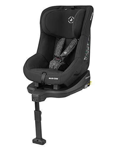 Maxi-Cosi TobiFix - Seggiolino auto per bambini Isofix con 5 comode posizioni di seduta e di riposo, gruppo 1 (9-18 kg), utilizzabile da circa 9...