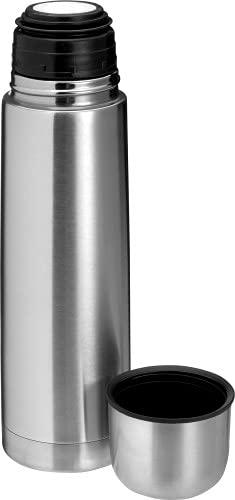 PROJECTS Thermoskanne 1l Edelstahl Isolierkanne 1 Liter   Thermosflasche auslaufsicher doppelwandig spülmaschinenfest   Thermoskanne Kaffee Thermoskanne Tee   Teekanne Thermo Kaffeekanne Thermo 1l