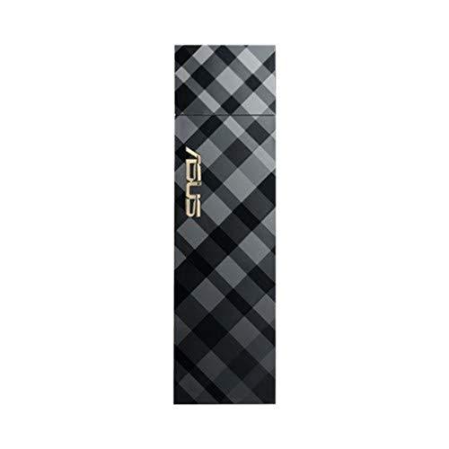 Asus USB-AC54 AC1300 Dual-Band Wi-Fi USB-Stick (802.11ac, USB 3.0 High-Speed, Windows kompatibel, 2x MiMo Antennen)