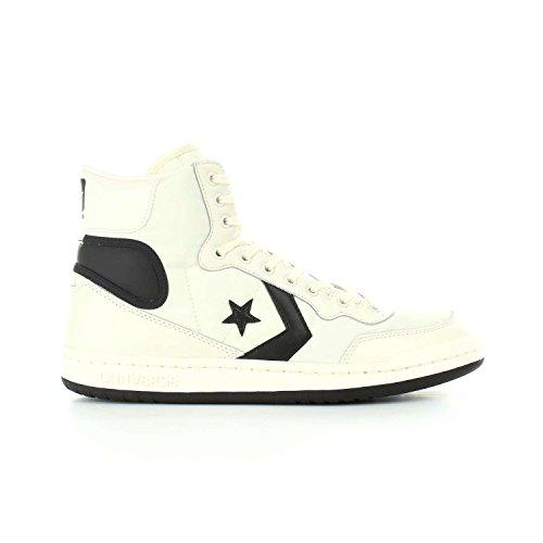 Converse Lifestyle Fastbreak HI Nylon, Zapatillas de Deporte Unisex Adulto, Blanco (Egret/Black/Egret 179), 40 EU