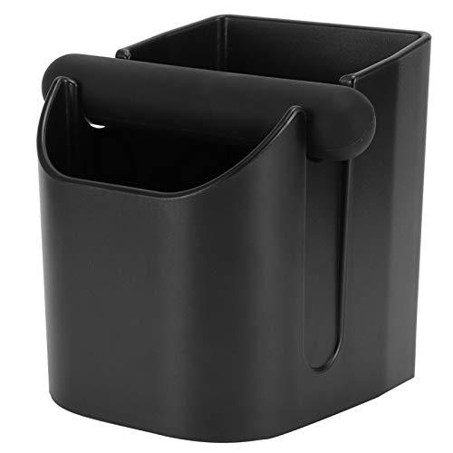 wosume Coffee Grounds Box, Kaffeemaschine Kaffeezubehör Coffee Ground Bucket Coffee Dump Bin, für Home Bar