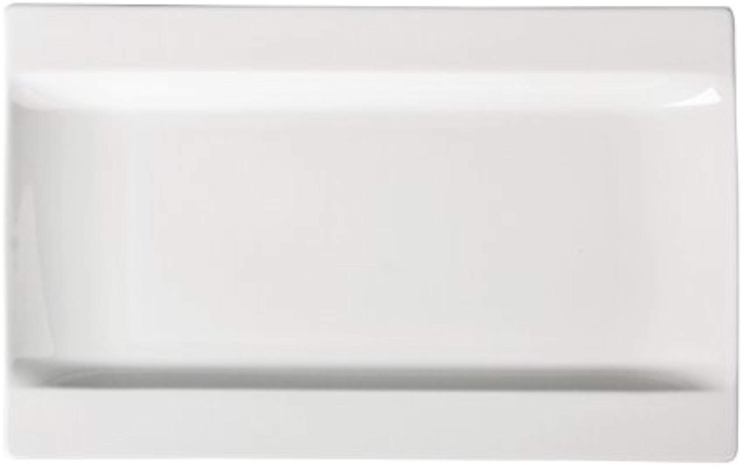 Royale os DEVA Premier Plate Plateau rectangulaire 7,5 x 12    190x 350mm Quantité Box . 1.