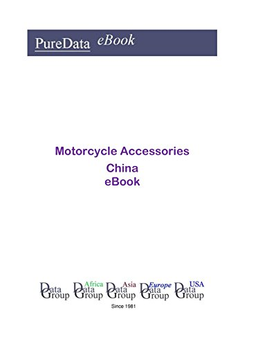 Motorcycle Accessories in China: Market Sales in China (English Edition)