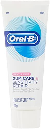 Oral-B Gum Care and Sensitivity Repair Toothpaste, 110 Grams