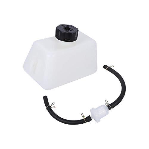 Benzin-Kraftstofftank-Filtersatz Kraftstofffilter-Schlauchleitung mit Tank für 47cc 49cc 2-Takt Mini Moto Kids Dirt Pocket Bike