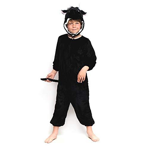 Disfraz de Toro Infantil para Carnaval (3-4 aos) (+ Tallas) Carnaval Animales
