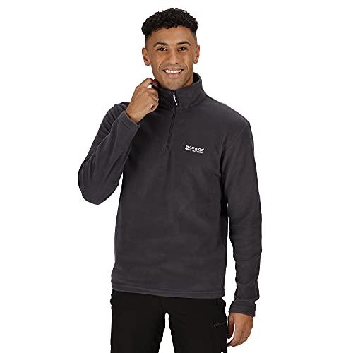 Regatta Men's Thompson Fleece Jacket, Iron, Medium
