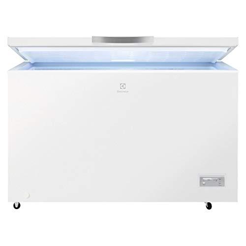 Congélateur Coffre - Volume Net Total (litre):371 - Classe D`énergie:a+ Electrolux - Lcb3lf38w0