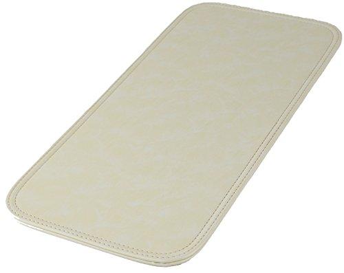 "Jade Accessories Handbag Base Shaper For LV Speedy 35 - Reduce Sagging And Protect Your Handbag - Measures 13.375"" x 7.125"" (Cream)"