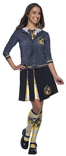 Rubie's 39027NS Huffepuff kostuum voor meisjes, meerkleurig