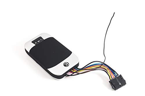 Localizador antirrobo para el coche, GSM, GPRS, GPS, rastreador con alarma y tarjeta SIM, 303G