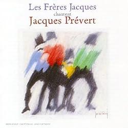 Les Frères Jacques chantent Jacques Prévert