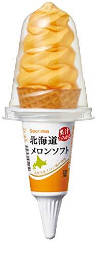 [冷凍] Secoma 北海道メロンソフト 170ml