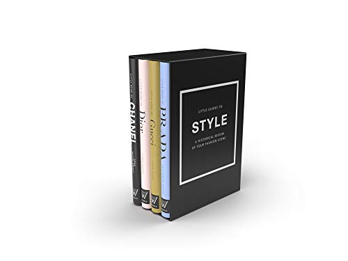 Little Guides to Style: The Story of Four Iconic Fashion Houses