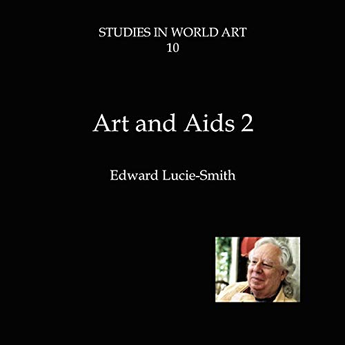 Art and Aids 2 audiobook cover art