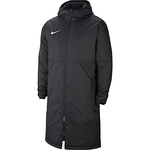 NIKE Team Park 20 Winter Jacket Chaqueta Deportiva, Blanco/Negro, XXL para Hombre