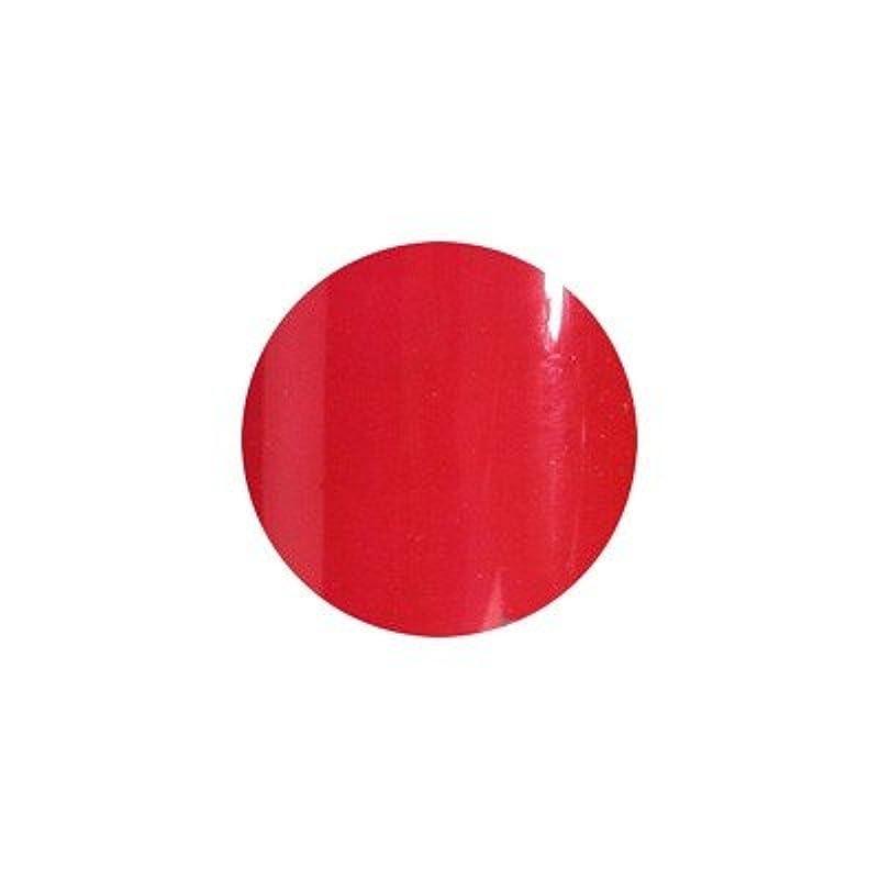 運動資金表面的なsacra カラージェル No.027 紅赤