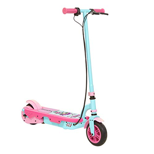 L.O.L. Surprise! 550E Rechargeable Electric Scooter - Ride On Ul 2272 Certified, Multicolor