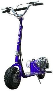 Dirt Dog - Blue- 49cc Gas Powered Scooter [511]