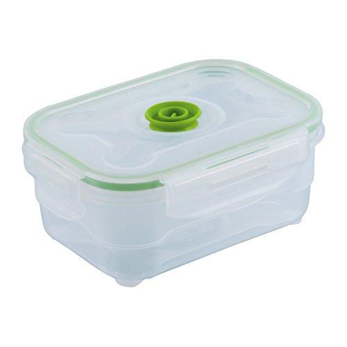 Kuhn Rikon 28064 - Recipiente de conservación, 0.6 L, verde