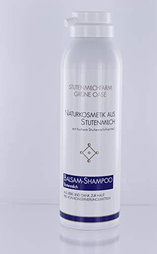 Stutenmilch Balsam-Shampoo 200 ml als Naturkosmetik mit hohem Stutenmilchanteil