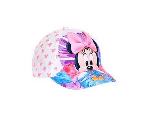 Minnie Mouse - Gorra para bebé (48 cm)