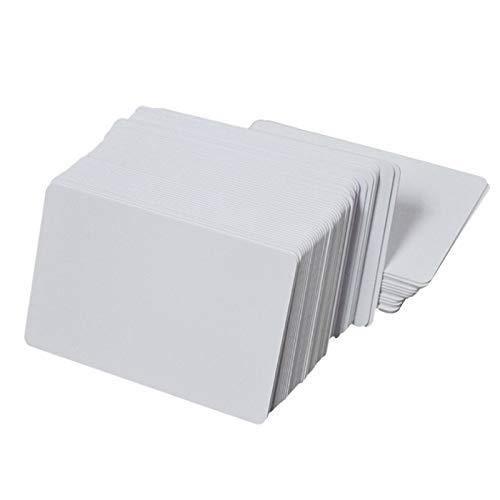 Datacard Badge Javelin Zebra Carte didentit/à bianche in PVC per stampanti Magicard Fargo Smart Evolis PAC Supplies Global Ltd
