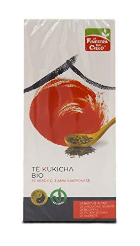 La Finestra Sul Cielo Té Kukicha en Filtro, 42g