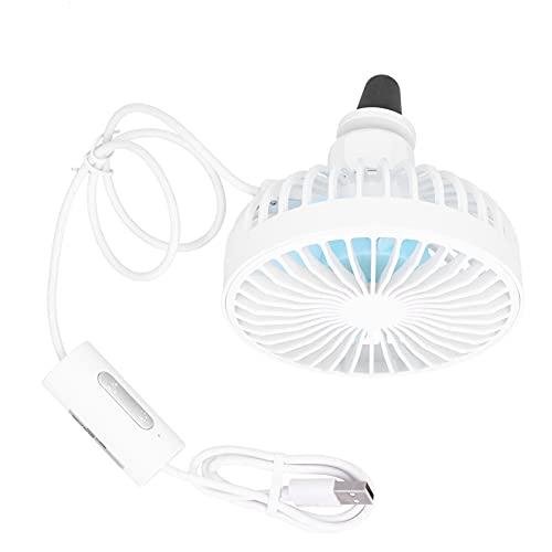 01 Ventilatore per Auto, Ventilatore per condizionatore d'Aria da Campo per Passeggino da Esterno per Auto Car