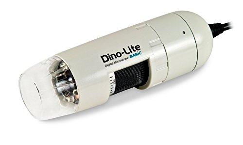 Dino-Lite Maplin USB Digital Microscopio am2111, Óptico 10x -220x aumentos, software para Windows/Mac/iOS/Android, compatible con PC, Tablet, y dispositivos móviles