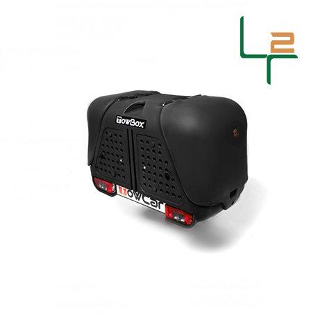 TowBox Portaequipajes Dog V2 (Negro)