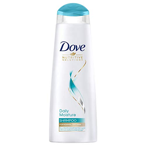 Dove Daily Moisture Shampoo, 250ml