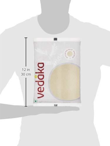 Amazon Brand - Vedaka Roasted Suji (Rawa), 1 kg 4