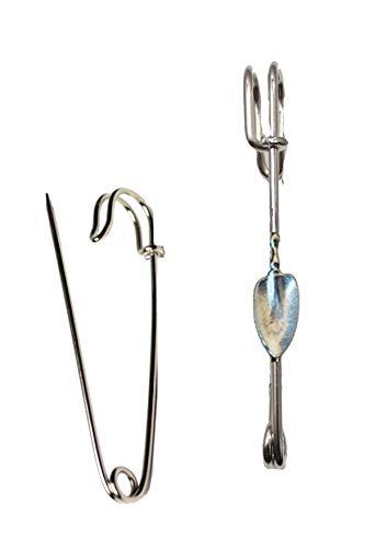 Giftsforall FT113 Gartenspaten, 1 x 2,7 cm, Zinn, 7,5 cm