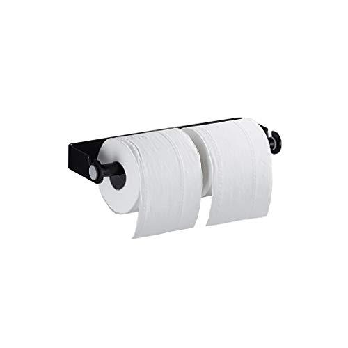 Soporte de papel higiénico for baño Toallero de baño Portarrollos de baño Soporte for rollos de baño