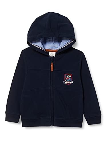 ZIPPY ZTB0204_487_7 Jacket, Dress Blue 19-4024 TC, 24/36M Baby-Boys
