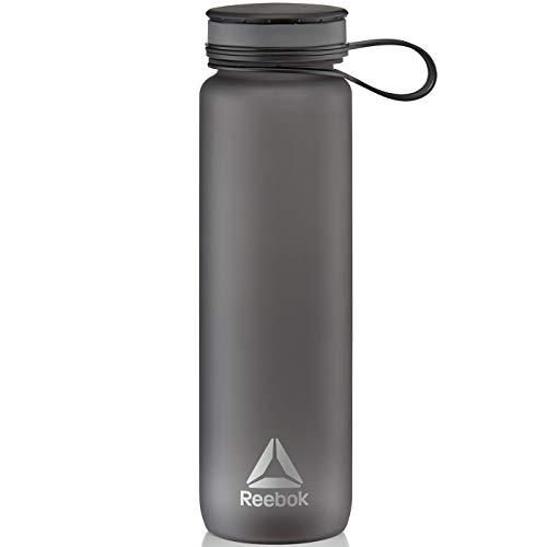 Reebok Trinkflasche, Grau, 1000ml