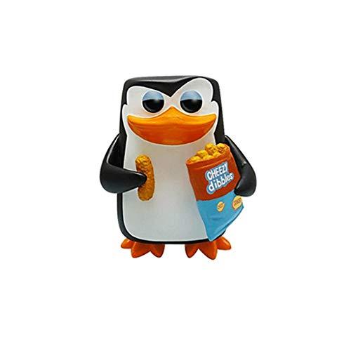 TN Studio Funko Pop Pop Movie : Penguins of Madagascar - Skipper 3.75inch Vinyl Gift for Cartoon...