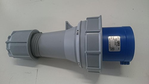 Spina CEE 63A 230V IP67 Ampere 220 Volt