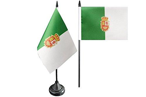Mesa de bandera de España Fuerteventura bandera fritze - 10 x 15 cm