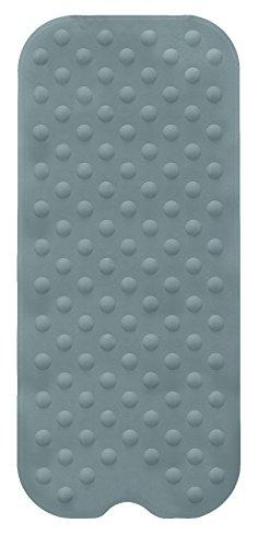 Kleine Wolke Formosa Wanneneinlage Kautschuk anthrazit 40 x 90 x 2 cm