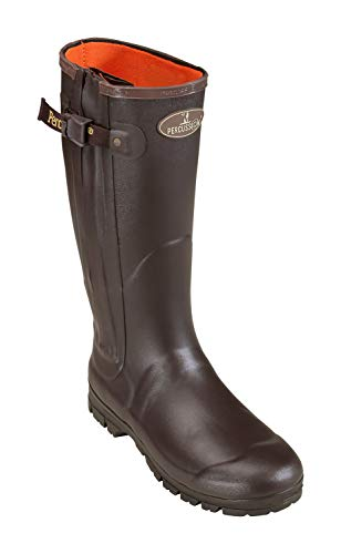 Percussion - Bottes de chasse full zip Rambouillet Percussion