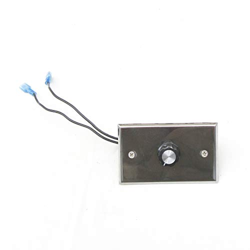 bbq factory Variable Speed Electric Motor Control for Fireplace...