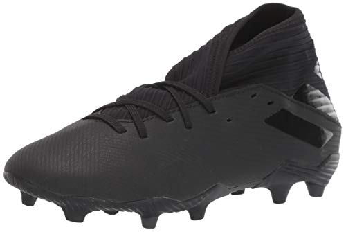 adidas Men's Nemeziz 19.3 Firm Ground Soccer Shoe, Utility Black, 13 M US