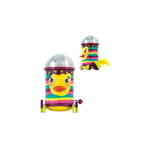 Pylones Streusalz, zum Aufziehen, gestreift, mehrfarbig